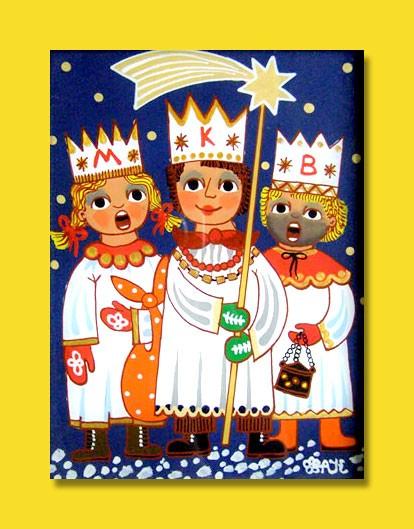 Výsledek obrázku pro 3 králové